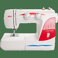 AEG NM 124 Freiarm-Nähmaschine, 4-Stufen)