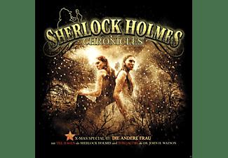 Sir Arthur Conan Doyle - Sherlock Holmes Chronicles-Weihnachts Special 3  - (CD)