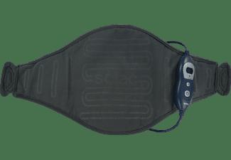 Almohadilla lumbar - Solac CT8680 Potencia 100W, Tecnología Sensfort, 6 niveles de temperatura