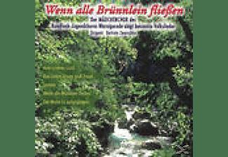 Mädchenchor Wernigerode - Wenn Alle Brünnlein Fliessen  - (CD)