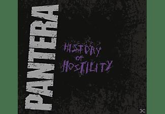 Pantera - History Of Hostility  - (CD)