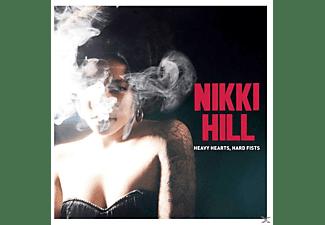 Nikki Hill - Heavy Hearts, Hard Fists  - (CD)
