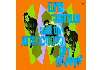 Elvis Costello & The Attractions - Get Happy!! (2LP)  - (Vinyl)