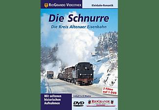 Die Schnurre - Die Kreis Altenaer Eisenbahn DVD