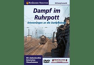 Dampf im Ruhrpott - Erinnerungen an die Dampflokzeit DVD