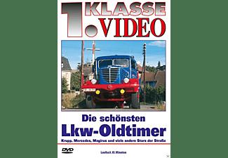 Die schönsten Lkw-Oldtimer DVD