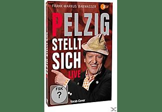 Frank-Markus Barwasser - Pelzig stellt sich - live DVD