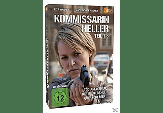 Kommissarin Heller: Teil 1-3 DVD