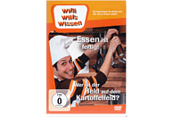 Willi Wills Wissen: Essen Ist Fertig! + Held Auf Dem Kartoffelfeld [DVD]