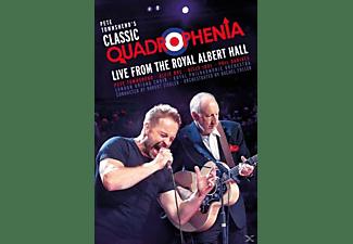 Billy Idol, Royal Philharmonic Orchestra - Classic Quadrophenia-Live From Royal Albert Hall  - (Blu-ray)