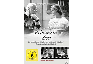 Prinzessin Sissi DVD