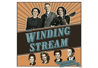 The Winding Stream, VARIOUS - Winding Stream-The Carters, The Cashes And The Cour  - (CD)