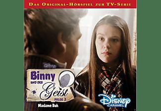 Walt Disney - Binny Und Der Geist Folge 3  - (CD)