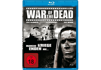 War of the Dead Blu-ray