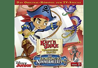 Walt Disney - Jake Und Die Nimmerland-Piraten Teil 15  - (CD)