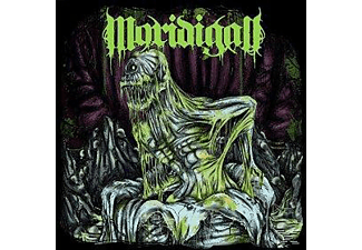 Moridigan - Deadborn Nemesis  - (CD)
