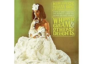 Herb Alpert And The Tijuana Brass - Whipped Cream & Other Delights  - (CD)