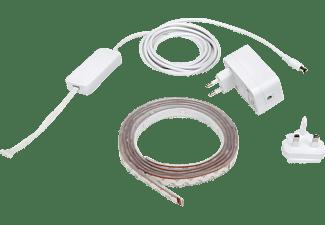 Hue LightStrips+ 1x2m Basis, flexibel erweiterbar, ultrahell, LED dimmbar, app-gesteuerte vernetzte Heimbeleuchtung