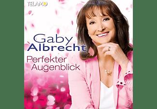 Gaby Albrecht - Perfekter Augenblick  - (CD)