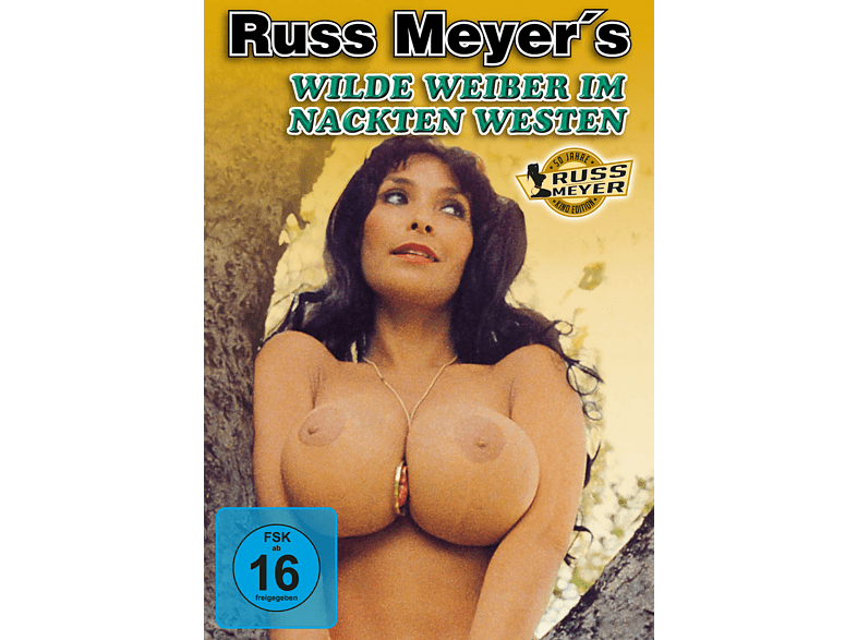 Wilde Weiber im nackten Westen - Russ Meyer Collection [DVD]