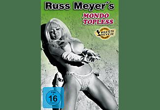 Mondo Topless - Russ Meyer Collection DVD