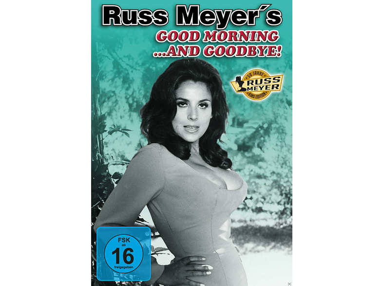 Good Morning ...and goodbye! - Russ Meyer Collection [DVD]