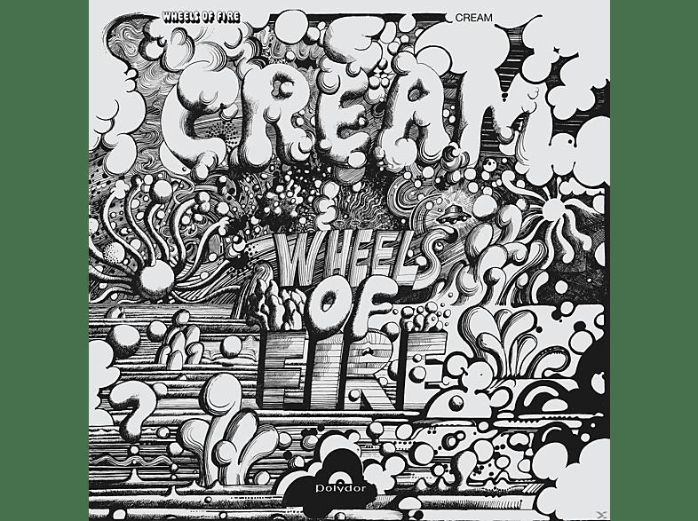 Cream - Wheels Of Fire Vinyl + Download