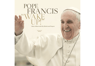 Pope Francis - Wake Up  - (CD)