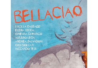 VARIOUS - Tesi, Riccardo/Galeazzi, Lucilla/Ledda, Elena  - (CD)