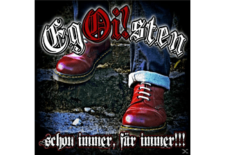 Egoisten - Schon Immer, Für Immer  - (CD)