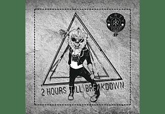2 Hours Till Breakdown - Partyf0ckr Ep  - (Maxi Single CD)