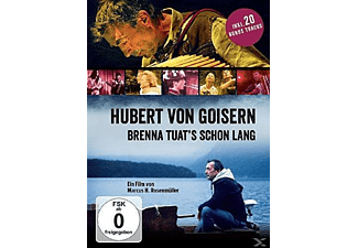 Hubert Von Goisern - Brenna Tuats Schon Lang  - (Blu-ray)