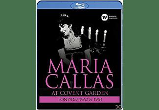 Maria Callas - Maria Callas At Covent Garden 1962 & 1964  - (Blu-ray)