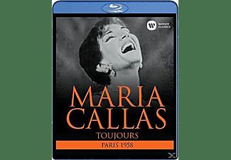 Maria Callas - La Callas Toujours-Paris 1958  - (Blu-ray)