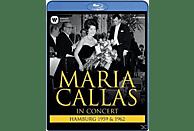 Maria Callas - Callas In Concert-Hamburg 59 & 62 [Blu-ray]