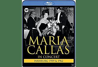 Maria Callas - Callas In Concert-Hamburg 59 & 62  - (Blu-ray)