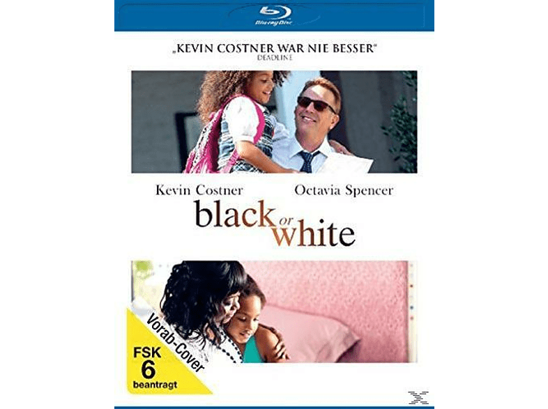 Black or White [Blu-ray]