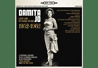 Damita Jo - Love Laid It's Hand On Me  - (CD)