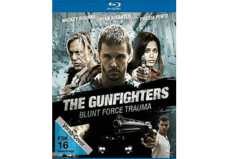 The Gunfighters - Blunt Force Trauma Blu-ray