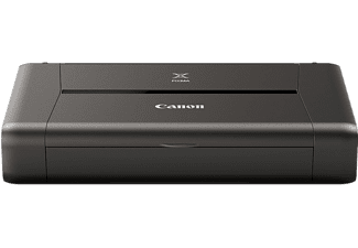 CANON Pixma IP110 Tintenstrahl-Fotodrucker, schwarz