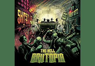 Hell - Brutopia  - (CD)