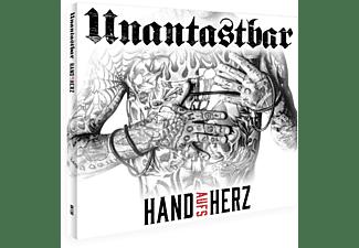 Unantastbar - Hand Aufs Herz  - (CD)