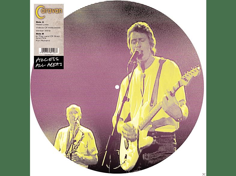 Caravan - Access All Areas [Vinyl]