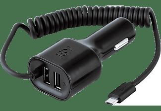 ISY ICC-5000 Autoladegerät, Schwarz