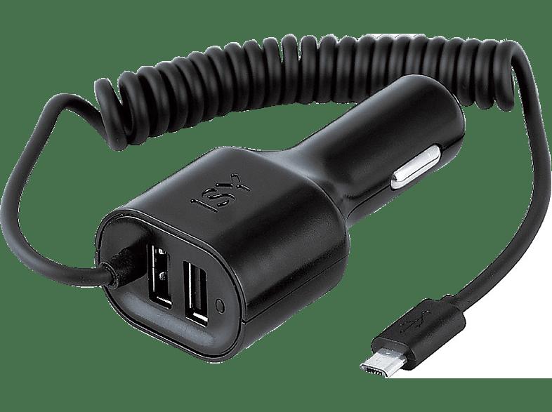 ISY KFZ Ladegerät, USB (ICC 5000) online kaufen | MediaMarkt