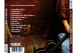 Delbert McClinton - Room To Breathe  - (CD)