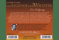 Die Legende der Wächter - Die Belagerung - (CD)