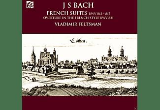 Vladimir Feltsman, VARIOUS - Französische Suiten Bwv 812-817  - (CD)