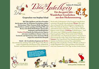 - Wunderbare Geschichten aus dem Heckenrosenweg  - (CD)