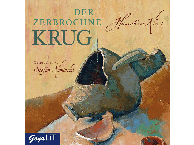 Der zerbrochne Krug - (CD)